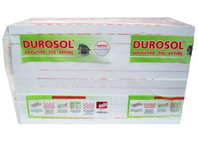 Durosol Light Roof μονωτικό υλικό για εξωτερική θερμομόνωση συσκευασία