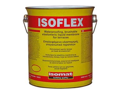Isoflex - Επαλειφομενο Στεγανωτικο Ταρατσων